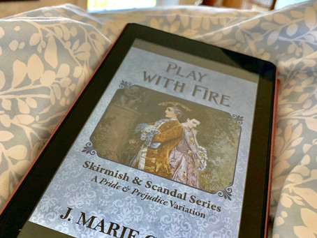 Review: Play With Fire by J. Marie Croft