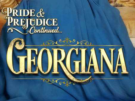 Review: GEORGIANA by Sue Barr