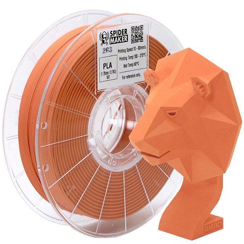 3D列印線材-PLA-消光陽橙 Sun Orange