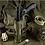 Thumbnail: 3D列印線材-PLA-消光軍綠色 Matte Army Green