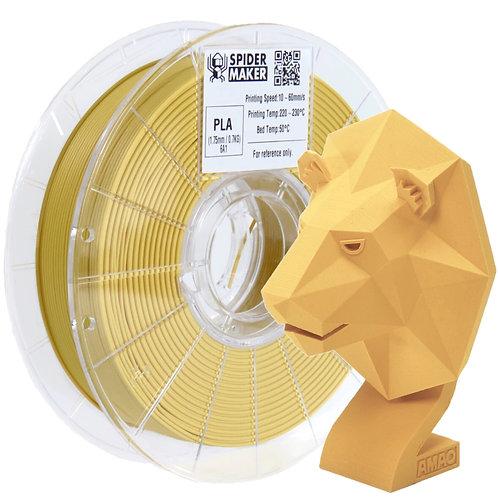 3D列印線材-PLA-消光酪黃 CheeseYellow