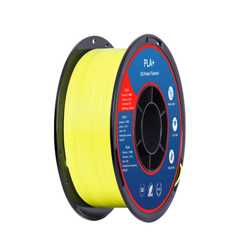 3D列印線材-PLA-螢光黃色 Fluorescent Yellow