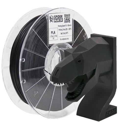 3D列印線材-PLA-消光碳黑 Coal Black