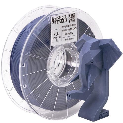 3D列印線材-PLA-消光鐵灰藍 Iron Blue