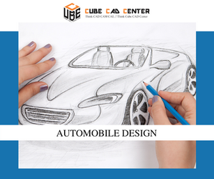Learn Automobile Design At Cube CAD Center
