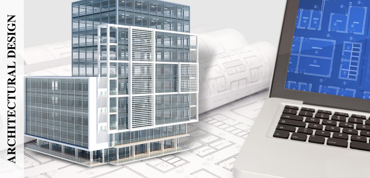 Architecture Design At Cube CAD Center