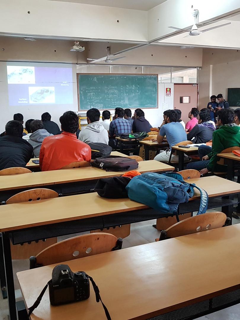 Cube CAD Center Seminar