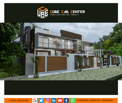 Cube CAD Center Portfolio