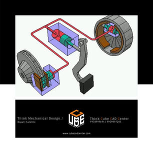 Learn Mechanical Design at Cube CAD Center