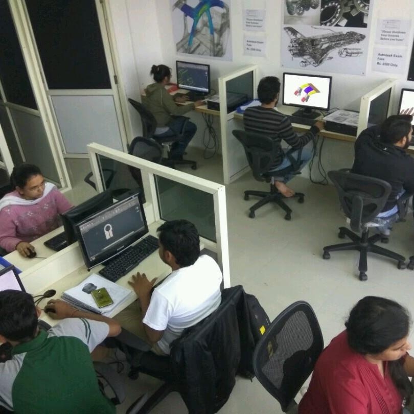 Cube CAD Center South Bopal