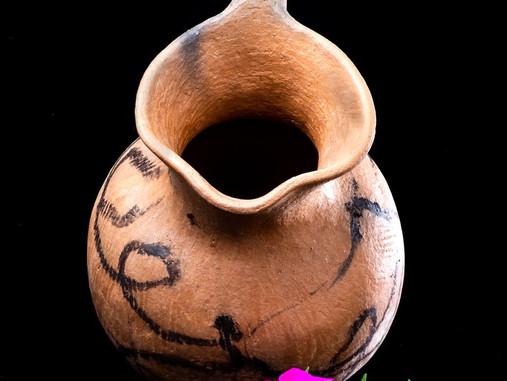 Un tesoro en vasijas de barro