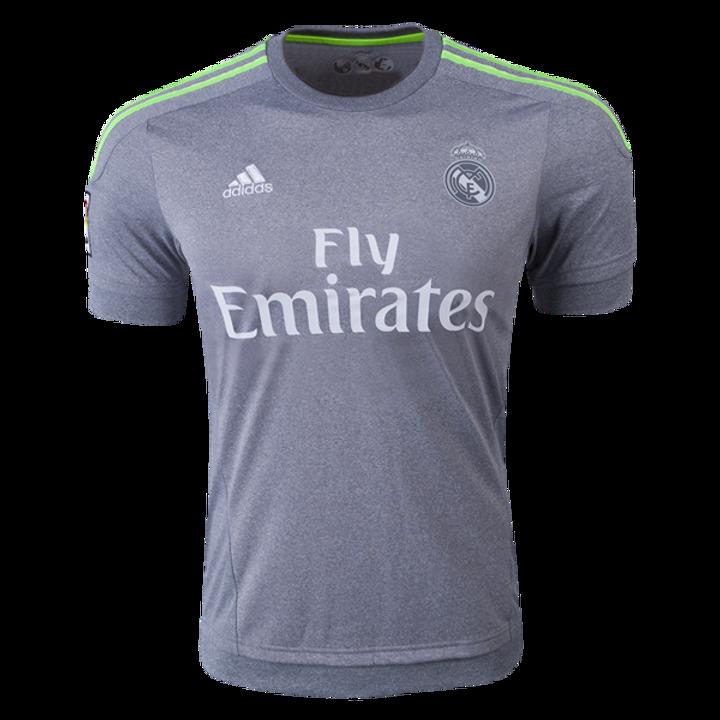 AdidasReal Madrid Away Jersey 1516