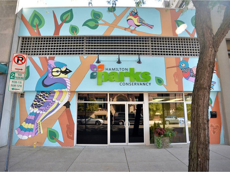 Call To Artists For Parks Murals