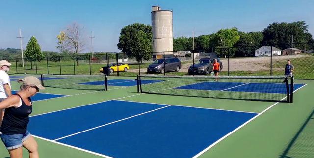 Pickleball Courts Are Open!