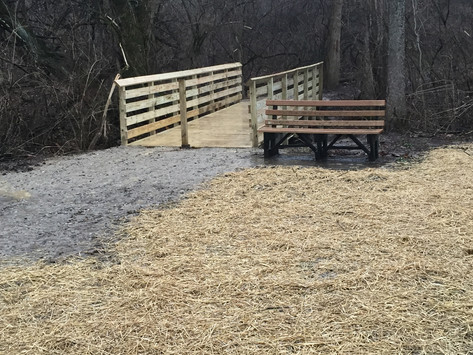 MetroParks joins Hamilton Parks Conservancy for trail work and other projects