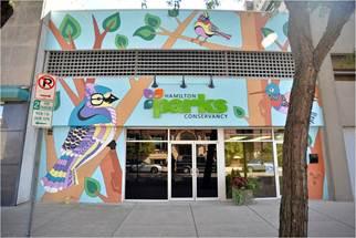StreetSpark program brings art murals to Hamilton