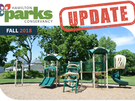 Parks Update: Fall 2018