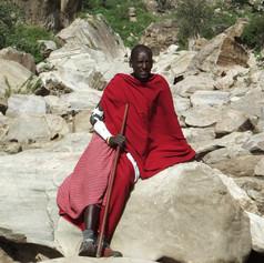 Maasai Guide Tanzania