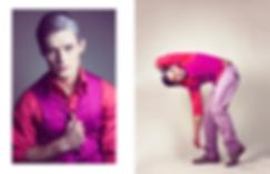 Korto Photography, Chicago Photographer, Chicago Fashion Photographer, Fashion Editorial, Fish, RFD, Samantha Gribble, Chicago Stylist, Cover Editorial, Beauty, Orange, Blue, Fashion Photographer, Clara Rae, Makeup, Hair, Inspirational, Allison Kortokrax