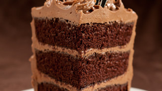 COMPANY'S COMING DECADENT DESSERTS COOKBOOK CREAM CHEESE CHOCOLATE CAKE