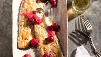COMPANY'S COMING BERRY COOKBOOK BROOK TROUT