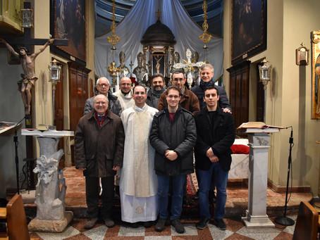 Primi Esercizi Spirituali per uomini a Torino