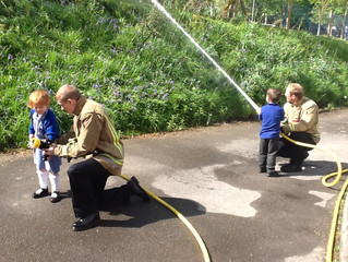 Budding Firefighters!