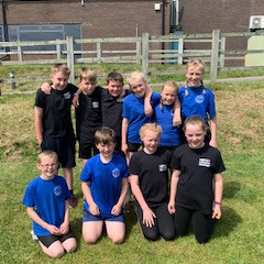 Athletics at The Purbeck Sports Centre