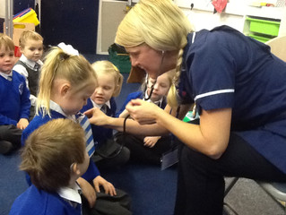 A Visit from a Nurse