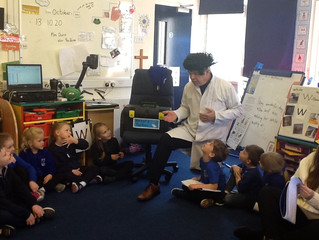 A visit from the Sentence Doctor