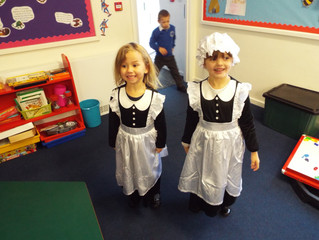 Victorian Dress Up Day!