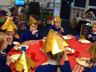 Oak Class Christmas Party