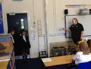 Chestnut Class Curriculum Visit