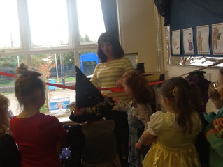World Book Day - Willow Class
