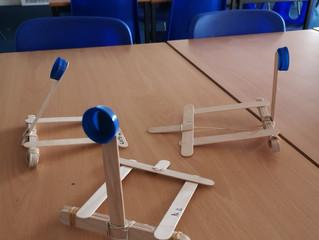 Chestnut Class Roman Catapults