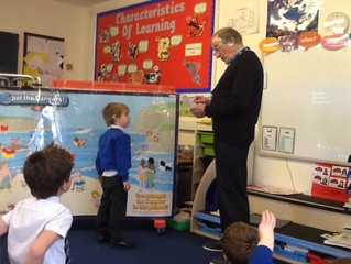 A Visit from the RNLI