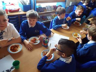 Chestnut Class Mayan Banquet