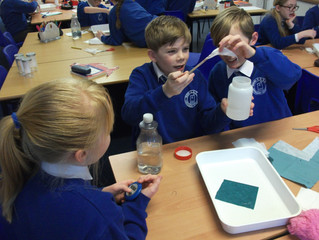Wessex Water visits for engaging science lesson