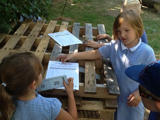 Maths Treasure Hunt