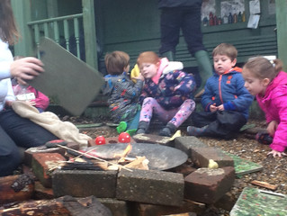 Final Forest School Session of 2019!