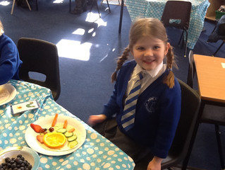 Hungry Caterpillar Food Workshop