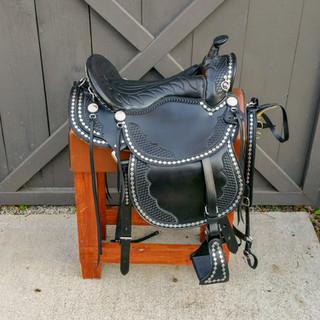 Eli Miller Old Timer Saddle