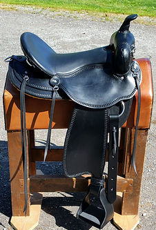 Eli Miller Trail Saddle