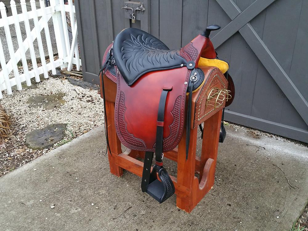 Eli Miller Buena Vista Saddle