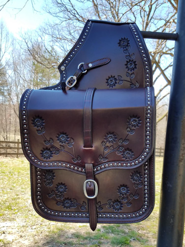 Eli Miller Heavy Duty Saddle Bags