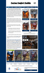 Saddles for sale online - miller saddles