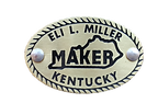 Eli Miller Saddle Maker Kentucky