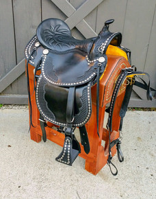 Eli Miller Old Timer Saddle