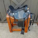Eli Miller Endurance Saddle (Black)