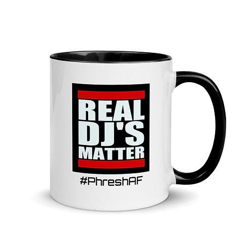 Real DJ's Matter Mug